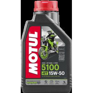 Aceite MOTUL 5100 4T 15W-40