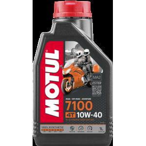 Aceite Motul 7100 4T Synthetic Ester Motor Oil 10W-40