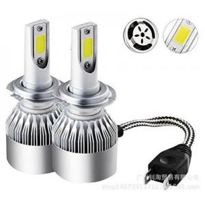 Focos LED C6 H7 Headlight 80W 12000lm 12v-24v