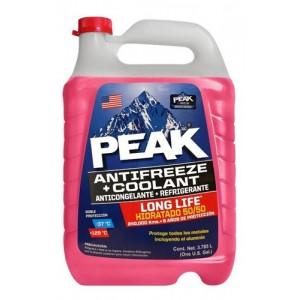 Anticongelante y Refrigerante PEAK LONG LIFE 50/50
