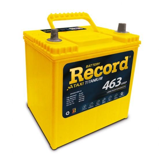 Bateria RECORD Taxi RNS 45