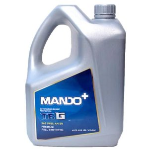 Aceite 20W50 SM Sintético Galón, MANDO