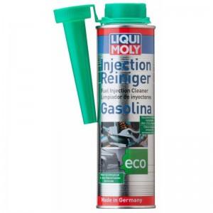 Limpiador de Inyectores Liqui Moly injection Reiniger 300ml, uso en Tanque de Gasolina
