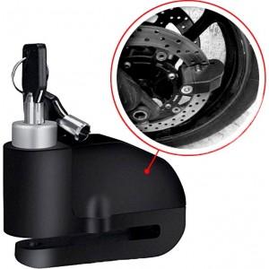 Candado freno de disco con alarma antirrobo