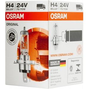 Focos H4 Osram 24v 70/75w
