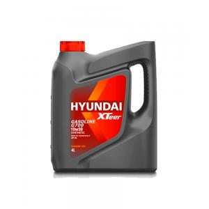 Aceite Hyundai 10w-30 Sintético
