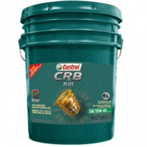 Aceite Castrol CRB 15W-40