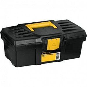 Caja para herramientas, sin compartimiento, Pretul