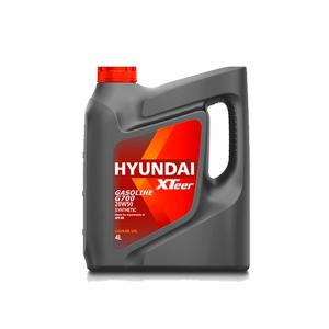 Aceite Hyundai 20W-50